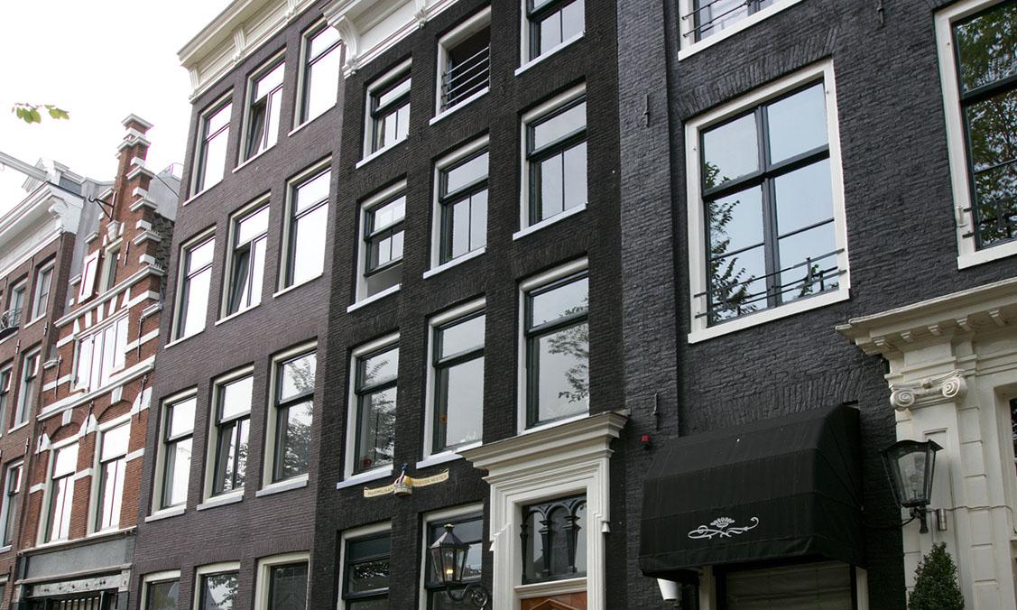 Keizersgracht Amsterdam Kien Aannemers